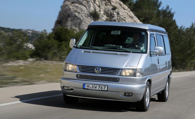 Volkswagen California 25 лет