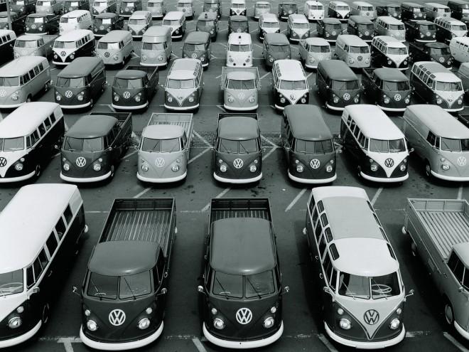 Volkswagen T5 – внеклассовая модель