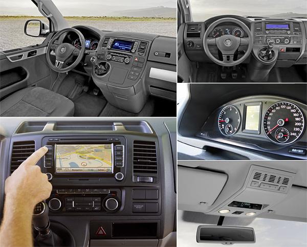 Новый Volkswagen T5 2011 года