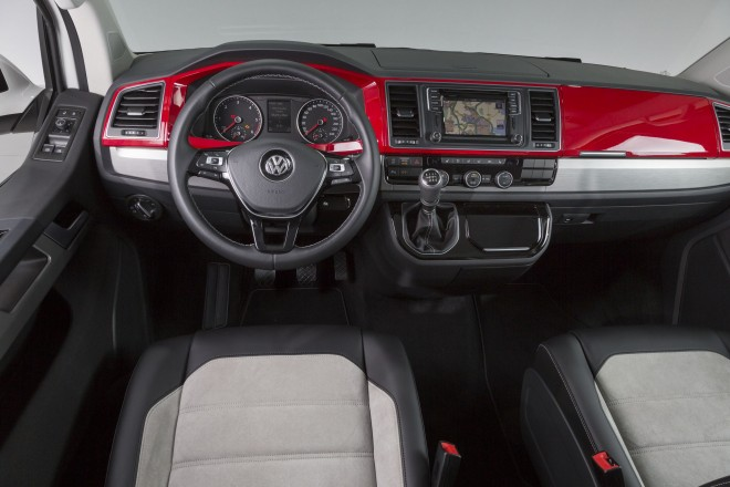 Форум Т5 Первый VW T6 2015