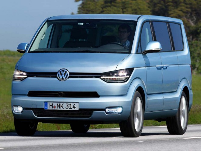 Форум Т5 New Volkswagen T6