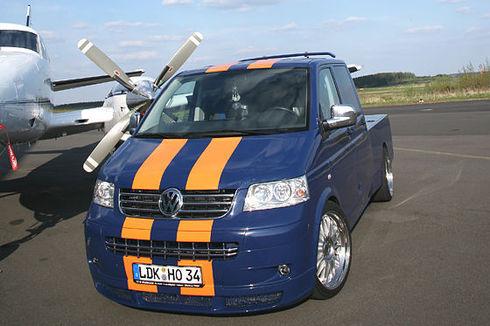Volkswagen T5 Doka