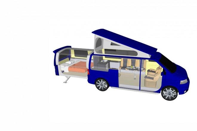 Forum T5 VW Doubleback